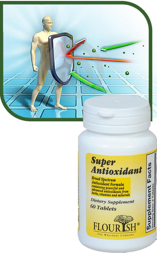 Superantioxidant